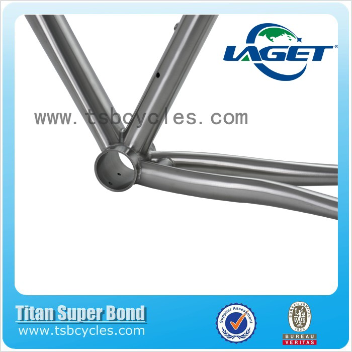 high light titanium road bike frame titanium bicycle frame TSB-RD509