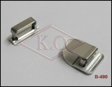 High quality trousers hook and eye, Intertek Eco-Certification