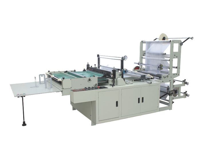 RQLC Automatic Computer Control Side Hot Seal Bag Making Machine