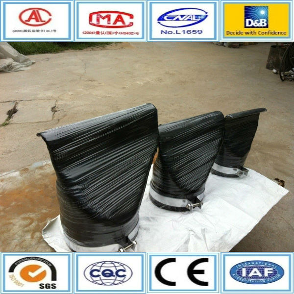 Exports to Middle East flame, oil and high temperature EPDM rubber duckbill valve