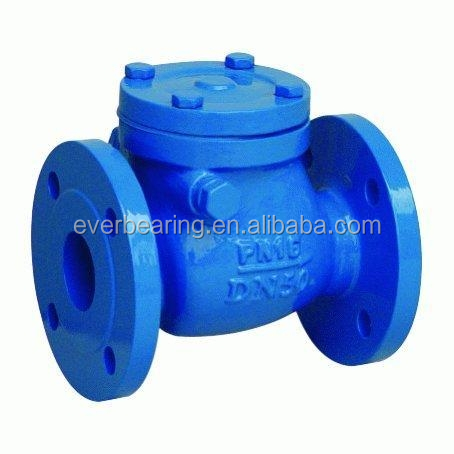 ductile cast iron DIN3202-F6 dn50 PN16 swing type flap check valve