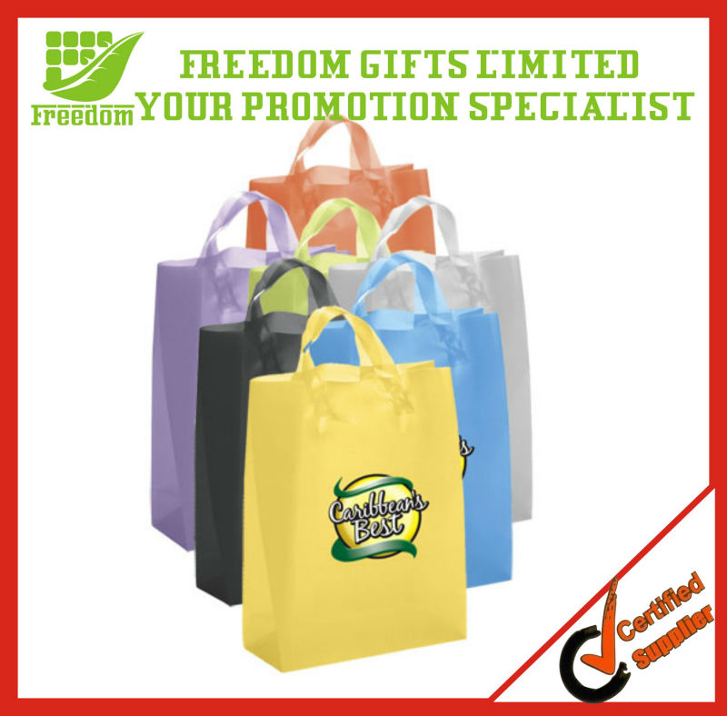 Give Away Brand Printed Plastic Carrier Bags