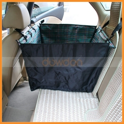 Waterproof Oxford Pet Dog Car Travel Safety Back Seat Carrier