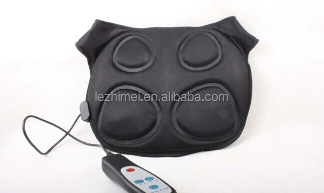 Handheld Vibrating Heating Percussion Massager