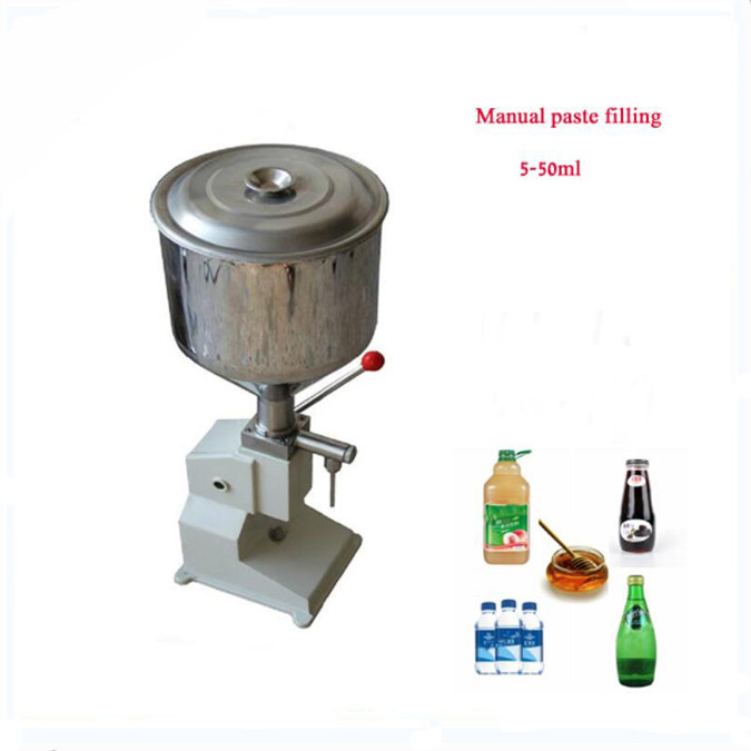 Hot Selling A02 Filling Machine For Oil Toothpaste Shampoo Soap Soup