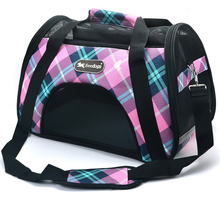 Premium Airline Approved Soft-Sided Pet Travel Carrier by Pet Ventilated for Small to Medium Sized Cats, Dogs, and Pets