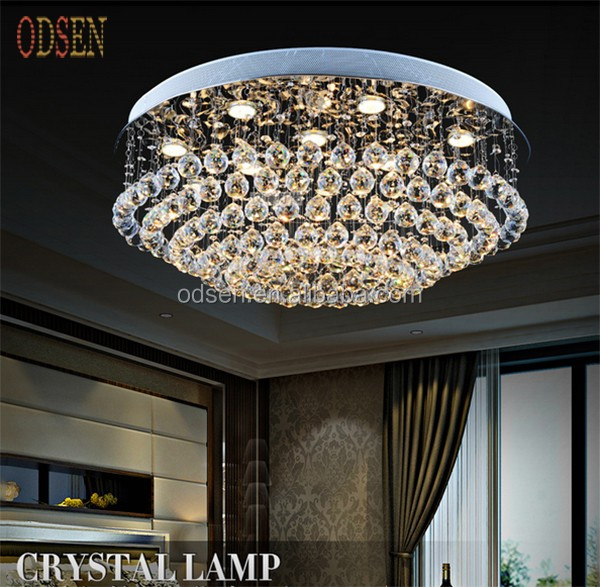 Luxury Crystal Chandelier China Supplier Pendant Light Ceiling Light