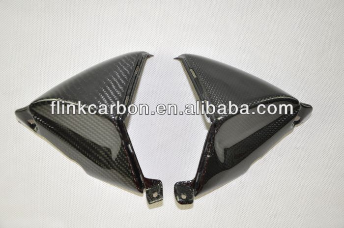 carbon fiber side panel for CBR600RR
