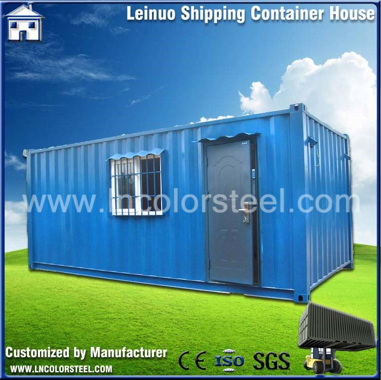 economic Prefabricated 20feet Container House