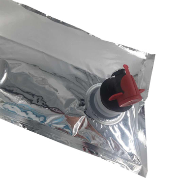 Pass SGS Aseptic bag in box for wine,fruit juice