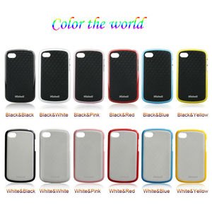 for blackberry Q10 fashionable case in china market of electronic