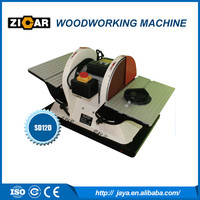 Zicar SD12D good quality Woodworking Belt Sander with 1 HP Motor