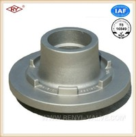 Cast foundry OEM steel investment casting mechanical parts