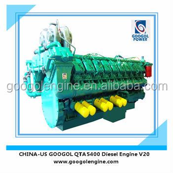 Googol 2000kW Diesel Engine Gold Supplier