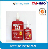 construction chemical sealant Threadlocker anaerobic sealant/ loctit adhesives sealants/ loctit 263 (instead 271) 50ml 250ml
