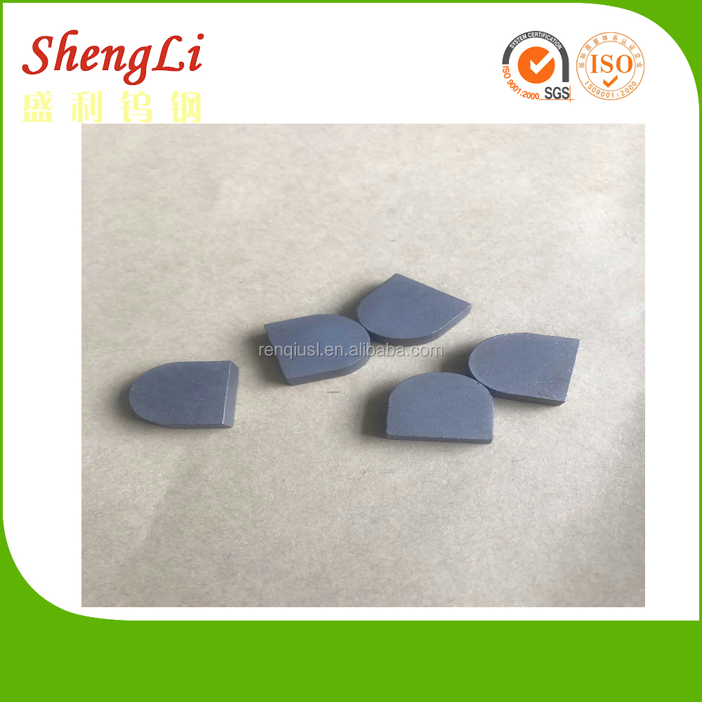 Cemented Carbide Tip Factory supply Tungsten carbide products