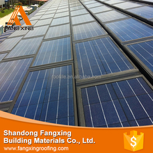 Wholesale china import solar roof tiles cheap roof tile concrete roof tile , construction material solar roof , solar roof tiles