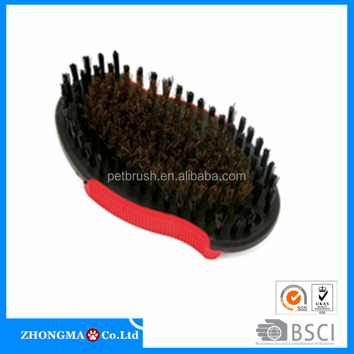 NEW Wholesales rubber dog hair brush and dog products pet brush with factory price