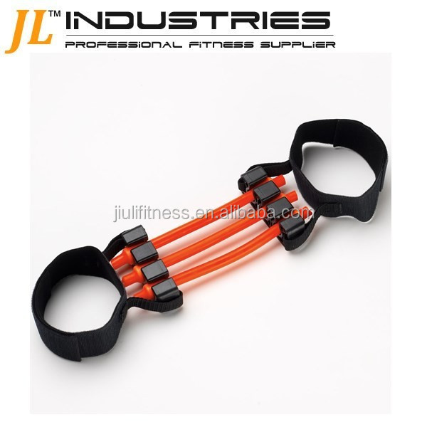 Crossfit Fitness Elastic Exercise High Quality Chest Expander