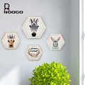 2017 ROOGO special art Antlers wall hanging decorations