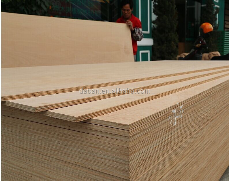 Good quality anti-scratch and termites resistant plywood in best price