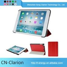 Wholesale Fashion Color New Arrival Leather Case For iPad Mini 1 2 3 case
