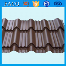 New design green roof drain sheet bz transparent corrugated roofing sheets