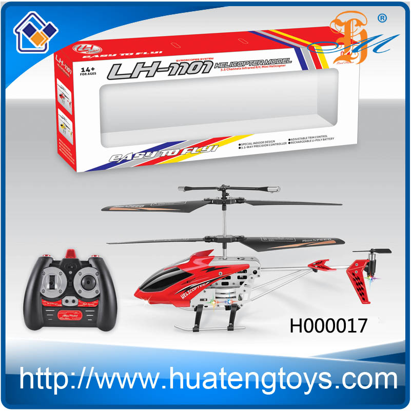2014 Wholesale 3.5 infrared digital proportional rc helicopter with gyro for sale
