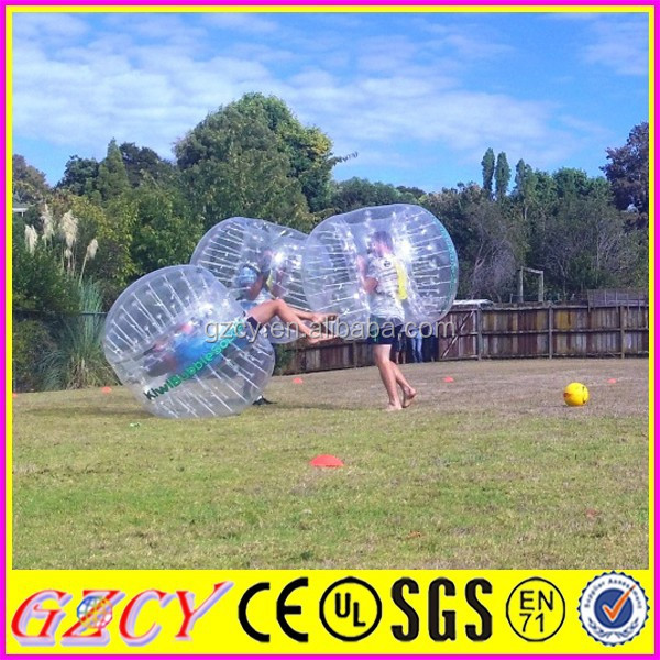 Inflatable Bounce Bubble Ball For Kids