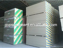 Gypsum Board 8mm/Gypsum Board Drywall Factory