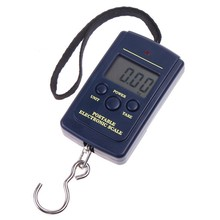 2015 Christmas gift US$1.40 mini electronic gadgets digital luggage scale travel scale