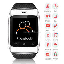 Android Smart Watch with 1.54 Inch touch screen z1 android watch phone