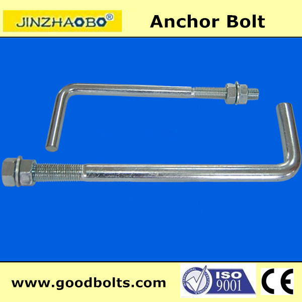 "M30 ""L"" Type Anchor Bolts"