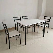 Dining Table Set 1+4 for living room <strong>furniture</strong>
