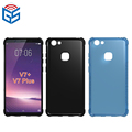 Anti-knock Full Clear Soft TPU Back Cover Case For Vivo V7 Plus V7Plus V7+