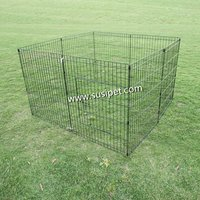outdoor temporary fordable dog fence