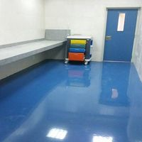 (SOLVENT-LESS) CAR PARKING EPOXY RESIN SELF LEVELING EPOXY FLOOR PAINT