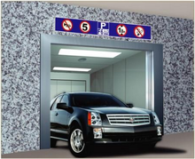 Free sample mother board car elevator