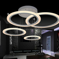 Modern LED Chandeliers Pendant Lights 4