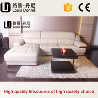 Hot sale cheap price leather trend sofa