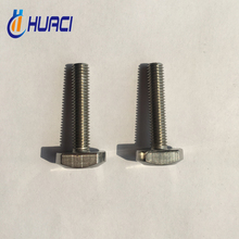 Stainless Steel Din933 Diameter M8 T Head Bolt And Nut