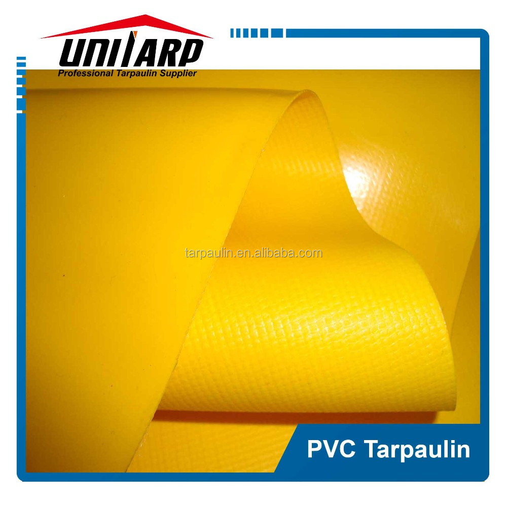 18oz high quality PVC coated tarpaulin for truck cover, tent, inflatable material