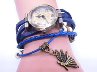 Bohemian angel ladies watch belt Korean fashion Korean students retro watch bracelet female watch