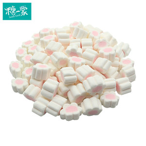 Wholesale custom new product delicious fruity flavor marshmallow