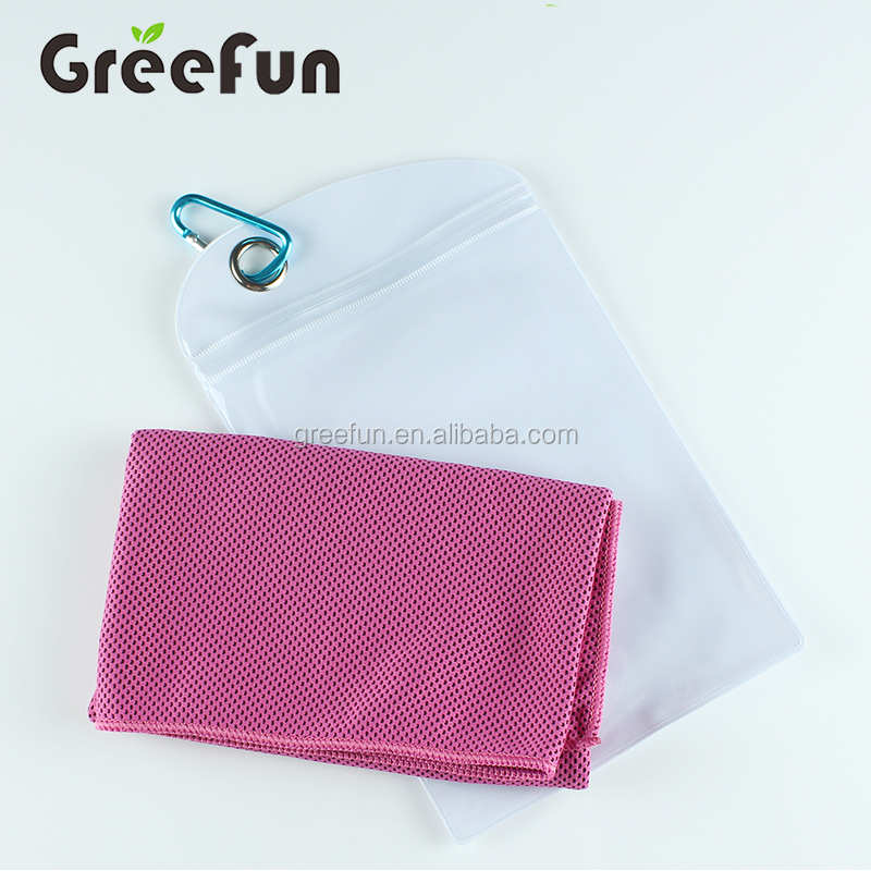 Promos Wholesale Fast Dry Exercise Fitness Sweat Towel , Instant Cooling Towel for Sports Men Running Hiking Golf Yoga Gym Neck
