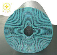 China cheap fire rated foil foam insulation material for greenhouse