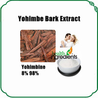Yohimbine 98% Powder Yohimbine hcl sex tonic