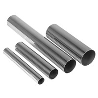 best seller 304 stainless steel pipe/tube for stainless steel rack price per kg Malaysia