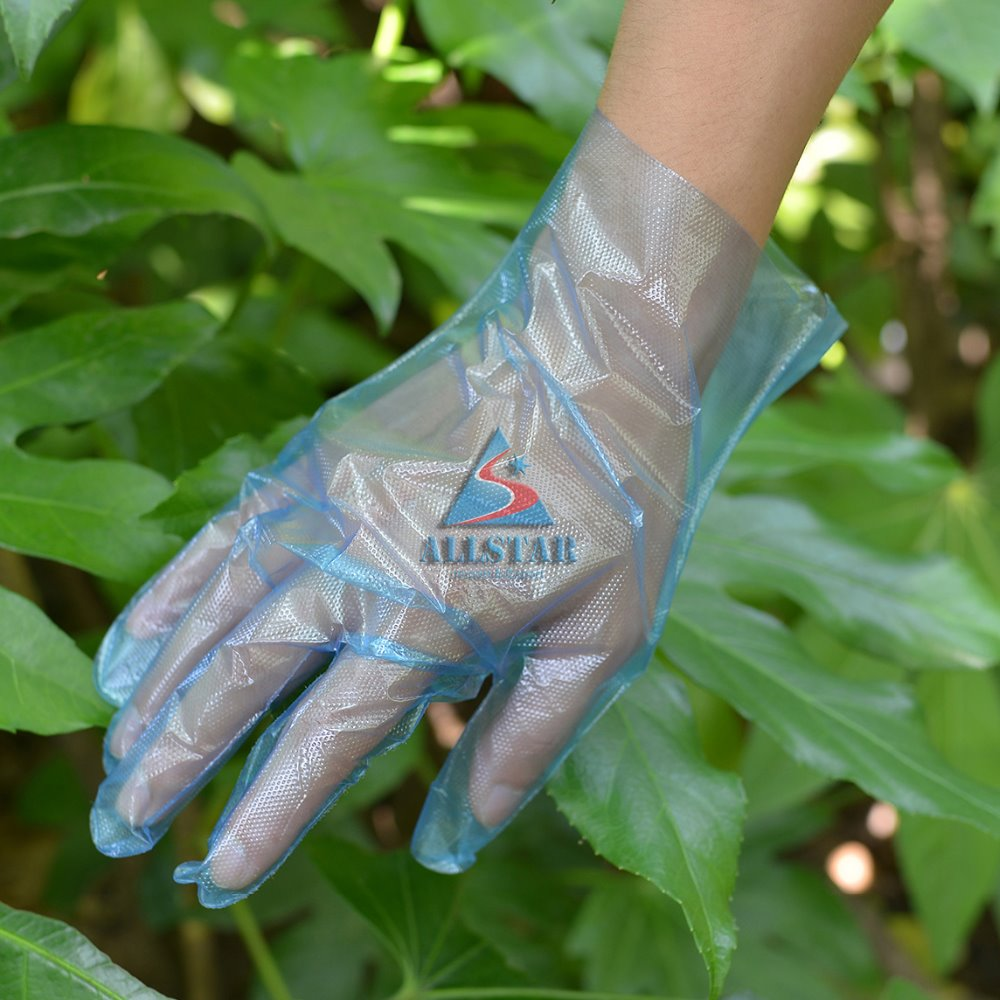 Cheap LDPE disposable gloves for food industry