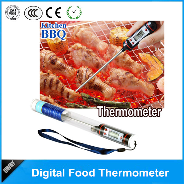 High precision cooking digital thermometer probe